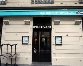 Pub O'Sullivans FDR Paris
